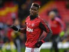 Pogba could move to Juventus. AFP