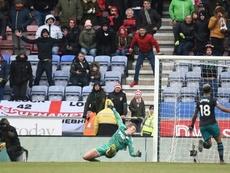 Southampton nas meias-finais da FA Cup. AFP