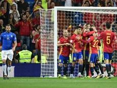 Italia-España, una rivalidad mediterránea para la 'Final Four'. AFP