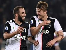 De Ligt, prêté 6 mois à l'Ajax ? AFP