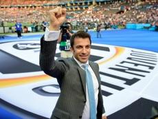 Del Piero confía en la Juventus para ganar la Champions. AFP