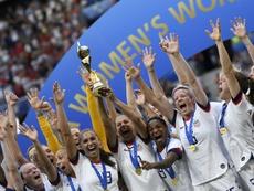 Combien vont toucher les gagnantes de la coupe du monde féminine. AFP