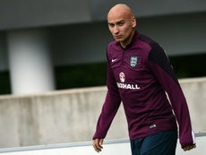 Shelvey has given up hope of ever being recalled to the England squad. AFP