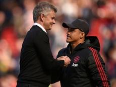 Si no sucede nada raro, Alexis volverá al Manchester United. AFP