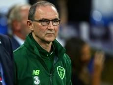 Martin O'Neill entrenará al Nottingham Forest. AFP