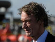 El hombre más rico de Gran Bretaña también quiere comprar el Niza. AFP