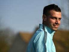 Moving to Goodison Park from Old Trafford was an easy decision for Schneiderlin. AFP