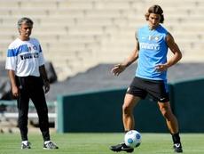 Et si Zlatan revenait à l'Inter ? AFP