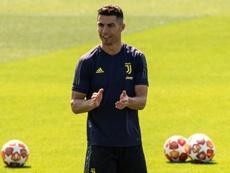 La Juventus quiere rodear a Cristiano de los mejores. AFP/Archivo