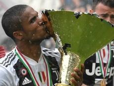 Douglas Costa turned down Inter Milan. AFP