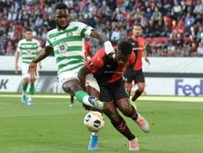 Un doublé d'Odsonne Edouard pour une victoire du Celtic. AFP