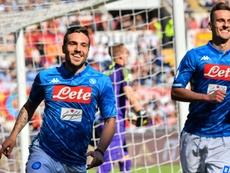 El Torino, con todo a por Verdi. AFP