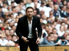 Lampard is reportedly set to take over at Chelsea. AFP