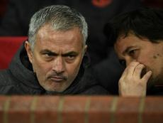 José Mourinho deslizó al club una lista de refuerzos que aún se mantendría. AFP