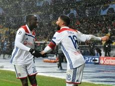 L'Olympique Lyonnais, comme un diesel. AFP