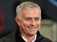 El deseo de Mourinho: retirase en el Vitória Setúbal. AFP