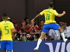 En Brasil siguen esperando al mejor Coutinho. AFP