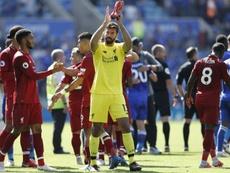 Alisson reveló una conversación con Coutinho que le hizo fichar por el Liverpool. AFP