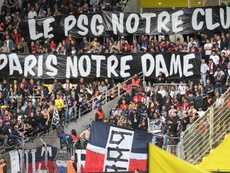 El PSG y el Mónaco homenajearán a Notre-Dame. EFE