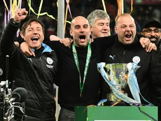 20 finales, 16 titres pour Guardiola. AFP