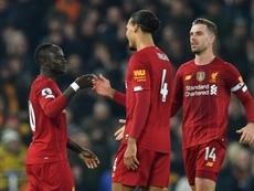 Même laborieux, Liverpool fait le boulot. Goal