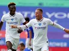 Barkley envoie les Blues en demi-finales de FA Cup. AFP
