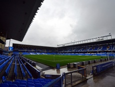 Goodison Park will see its first game of the season. AFP
