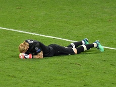 Loris Karius made two huge errors in the Champions League final. AFP