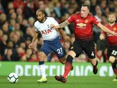 La limpia del United empezará con Jones, Rojo y Sergio Romero. AFP