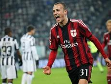 Antonelli gioca poco all'Empoli. AFP