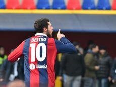 Destro pourrait finir en Chine. AFP