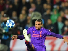 Matip will now be out of action for six weeks. AFP