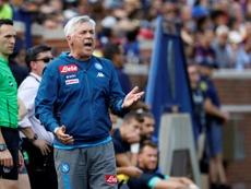 Ancelotti encense Lozano après ses débuts contre la Juve. AFP