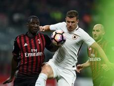 Zapata y el Milan han tenido problemas con el nuevo contrato del zaguero. AFP