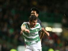 Charlie Mulgrew cambia Escocia por Inglaterra y jugará en el Balckburn. AFP