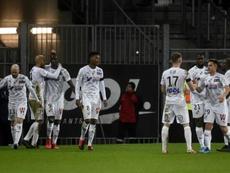 La Ligue 1 tendrá 20 equipos; Amiens y Toulouse, descendidos. AFP