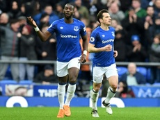 Bolasie will be going back to Everton. AFP