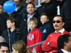 Vincent Tan es dueño de Cardiff desde 2010. AFP