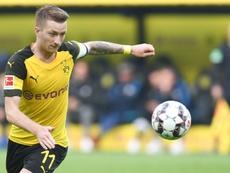 Reus anotó el gol de la victoria frente al Union Berlín. AFP