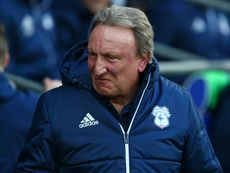 Warnock's side claimed a dramatic late win in south Wales. AFP