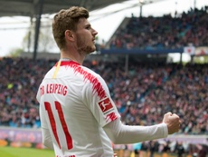 England is calling for Timo Werner. AFP