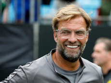 Jurgen Klopp insists that all Liverpool players learn English once they arrive. AFP