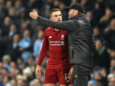 Klopp gives Liverpool title edge over Guardiola's City – Van Gaal.