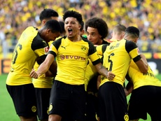 Le XI de Dortmund pour dominer l'Allemagne et surprendre l'Europe. AFP