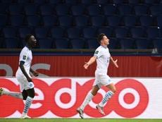Marseille l'emporte à domicile. AFP