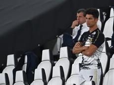 Cristiano Ronaldo prêt à poursuivre avec la Juventus. GOAL