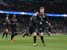Patrick Roberts quería volver al Celtic. AFP