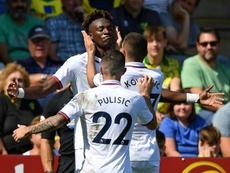 Chelsea pourrait faire grimper le salaire d'Abraham. Goal