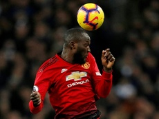 Only a call from La Liga will stop Lukaku from joining Inter. AFP