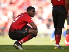 Man Utd want at least 180 million for Pogba. AFP